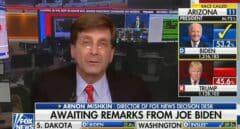 Arnon Mishkin, el 'poli malo' de la Fox que le arruinó la noche a Donald Trump