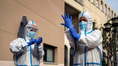 Sanidad registra 16.233 casos y 252 muertes por coronavirus