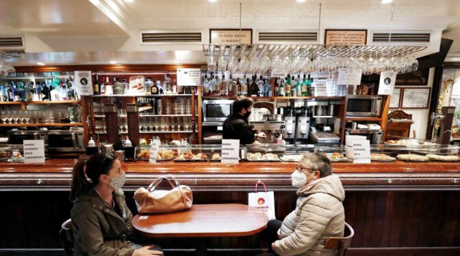 Madrid recurrirá ante la Audiencia Nacional las restricciones en restauración y ocio nocturno
