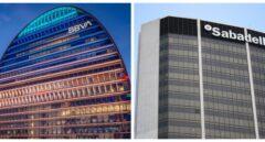 Las alternativas de BBVA y Sabadell tras su fusión fallida