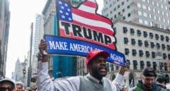 Cuando los negros querían a Trump