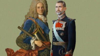 De Felipe V a Felipe VI: locura, traición y sexo en los Borbones