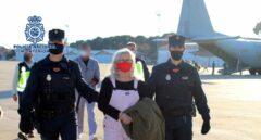 Bildu lamenta la entrega a España de la etarra Natividad Jáuregui