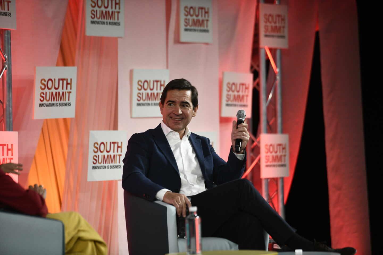 El presidente del BBVA, Carlos Torres.