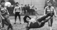 Del gol del siglo a sus últimos pasos en la Bombonera: Maradona en seis vídeos
