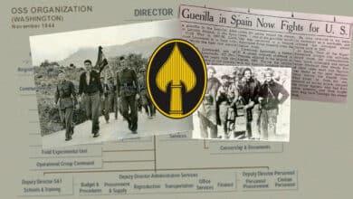 La CIA 'nació' en España