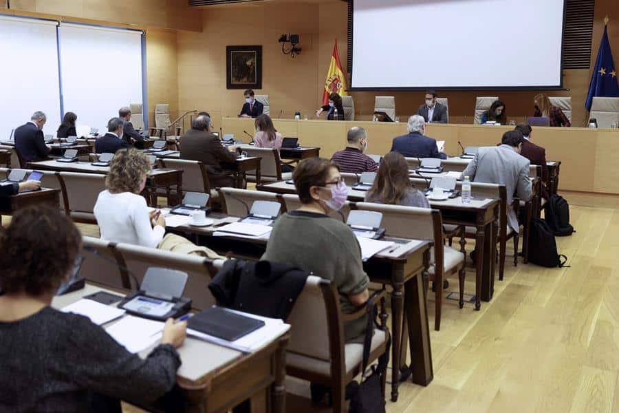 Comisión de Educación del Congreso de los Diputados.