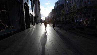 Españoles, con el miedo del Covid en el cuerpo