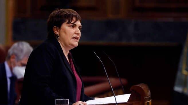 La diputada del PSOE Patricia Blanquer.
