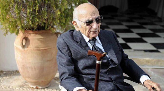 Muere el escritor Francisco Brines a los 89 años