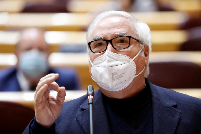 El ministro de Universidades, Manuel Castells.
