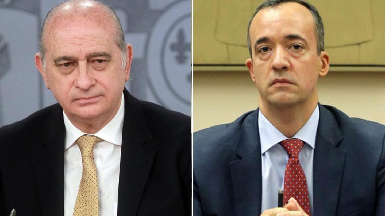 Jorge Fernández Díaz y Francisco Martínez.