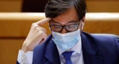 Illa acepta el plan de Madrid y Cataluña de realizar test de antígenos en las farmacias
