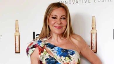 Ana Obregón da la campanada: presentará las uvas en TVE con Anne Igartiburu