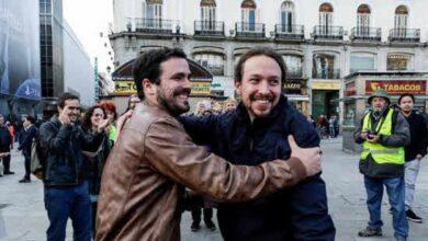 La deuda de 8,5 millones de IU que lastra su integración en Podemos