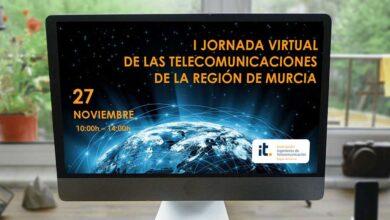 Los Telecos celebran el próximo viernes la I Jornada Virtual de las Telecomunicaciones de la Región de Murcia