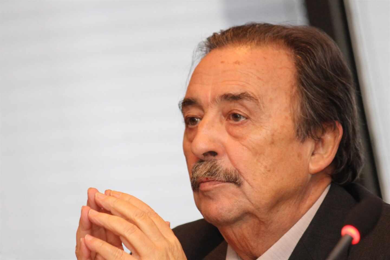 El ex seleccionador nacional de balonmano, Juan de Dios Román.