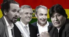 Iglesias busca aliarse con el populismo de izquierdas en América Latina