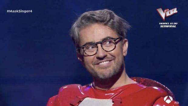 Màxim Huerta regresa a la televisión disfrazado de gamba