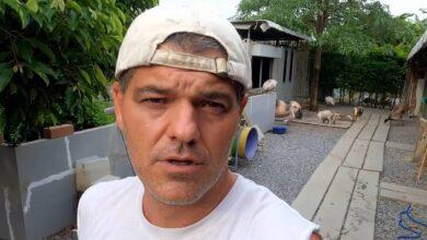 """Frank Cuesta se desata recordando su pasado: """"Me comeré el hígado de su hijo"""""""