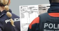 Un policía en Cataluña cobrará 118 euros menos al mes que un 'mosso' tras la subida salarial
