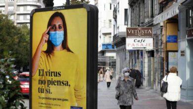 Asturias sobrepasada por la acción fulgurante del coronavirus