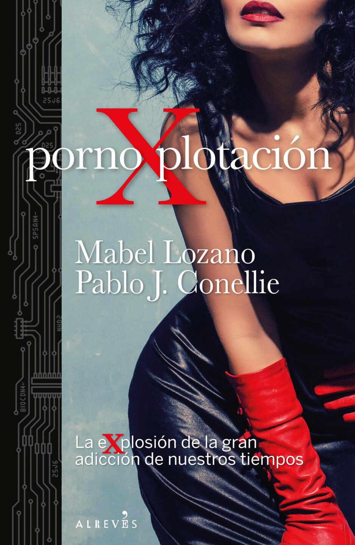 Portada del libro 'PornoXplotación'.