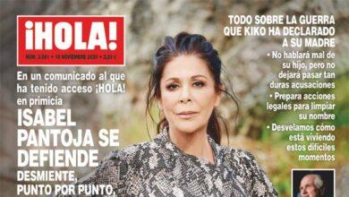 """""""Los Pantoja son una familia enferma"""" y otras portadas del corazón, en imágenes"""