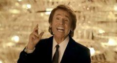 Raphael en el anuncio de la Lotería de 2013.