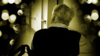 Ni visitas, ni salidas: el Covid condena a las residencias a una Navidad sin familia
