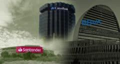 El nuevo mapa bancario que dominarán tres gigantes