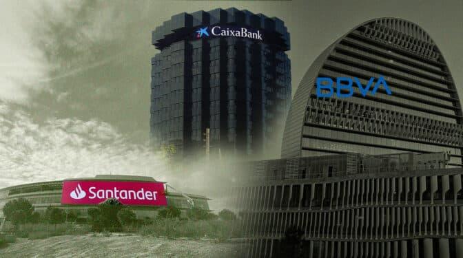 La banca sanea sus cuentas para protegerse frente a la ola de impagos