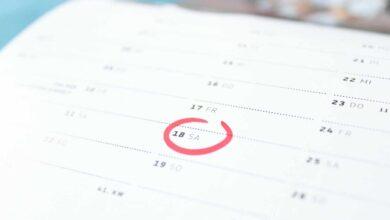 Todos los festivos del calendario laboral de 2021