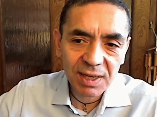 El creador de la vacuna contra el coronavirus de Pfizer, Ugur Sahin.