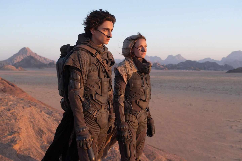 'Dune' de Denis Villeneuve, es uno de los estrenos más esperados de 2021.