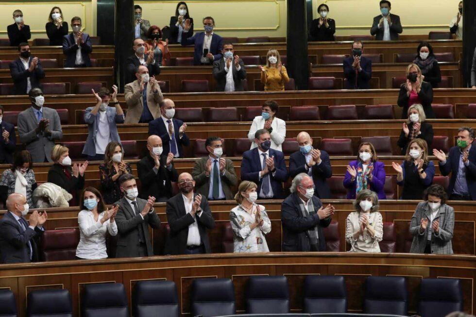 VOTACIÓN LEY DE LA EUTANASIA EN EL CONGRESO