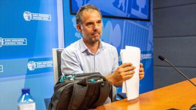 Dimite el responsable del control de la pandemia horas antes de que Euskadi revise sus restricciones