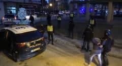 Policía desarticula el 'clan del Tinte' en el Campo de Gibraltar .