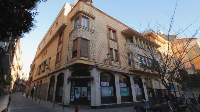 Pavón Teatro Kamikaze de Madrid.