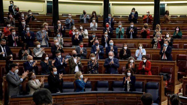 El Congreso aprueba los Presupuestos.