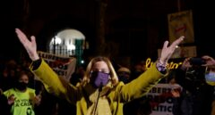 """Forcadell tras su salida de la cárcel: """"Que ningún voto independentista se quede en casa"""""""