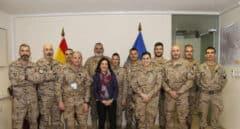 España reducirá a la mitad los militares en Irak y Afganistán y reforzará el contingente en Líbano