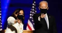 """Biden pide """"pasar página"""" tras su confirmación por el Colegio Electoral"""