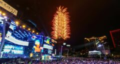 De la euforia en Wuhan al vacío de Madrid: así han recibido las grandes ciudades el 2021