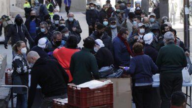 500.000 vascos afrontan la crisis en situación de pobreza, un 20% más que hace diez años