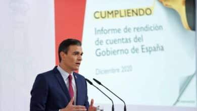 Sánchez presume de que su Gobierno ya ha cumplido el 23% de sus compromisos