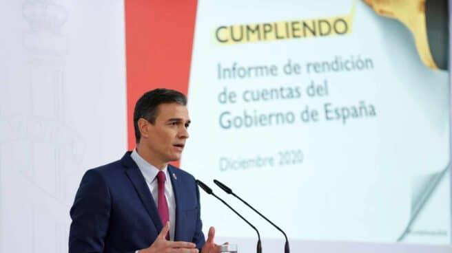 Balance del año de Pedro Sánchez.