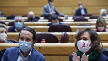 Calvo e Iglesias pactaron anoche limitar de inmediato las funciones del CGPJ