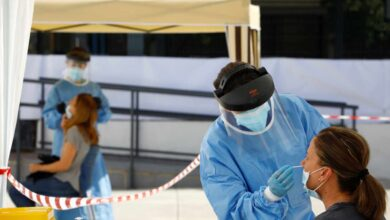 Nuevo récord de contagios en Andalucía con 7.409 positivos
