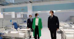 Los últimos sanitarios contratados en Madrid por el Covid irán forzosamente al hospital de pandemias